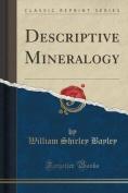 Descriptive Mineralogy