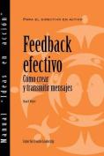 Feedback That Works [Spanish]