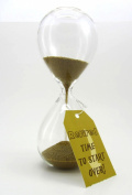 Retired Hourglass - Funny Retirement Gift for Men or Women
