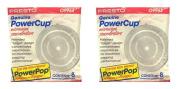 Presto 09964 PowerCup Concentrators, Package of 8