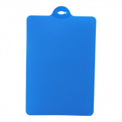 DDU(TM) 1Pc Blue Flexible Plastic Cutting Boards Food Chopping Blocks Cutting Mats Kitchen Tools
