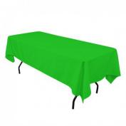 Tablecloth Restaurant Line Rectangular 180cm x 230cm Apple By Broward Linens