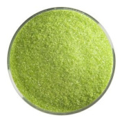 150ml Spring Green Transparent Fine Frit - 90 Coe