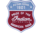 Indian Motorcycle Pride Patch
