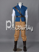 (Procosplay)Tangled Flynn Rider Cosplay Costume mp001594