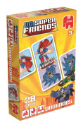 Jumbo Games DC Super Friends Dominoes Game