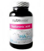 Nutriwise Ha Plus High Potency Hyaluronic Acid + Collagen 120 Capsules.
