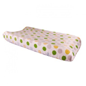 Carter's Fitted Changing Pad Cover - Neutral Dots
