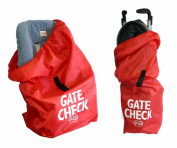 JL Childress Gate Cheque Bag Set for Car Seats and Umbrella Strollers