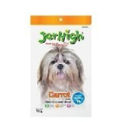 JerHigh Carrot Stick Dog Snack Great Taste for Great Happiness 70g.