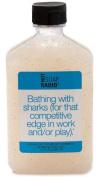 Not Soap, Radio - Bathing With Sharks - Body Wash/Scrub