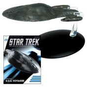 Star Trek Starships USS Voyager Armoured Vehicle with Collector Magazine