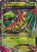 Pokemon - Mega-Sceptile-EX (8/98) - Ancient Origins - Holo