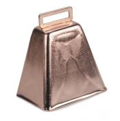 7.6cm Copper Cowbell