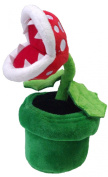 Little Buddy Official Super Mario Plush - 23cm Piranha Plant