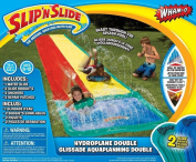 Wham-o Slip N Slide Hydroplane Double With 2 Slide Boogies, waterpark, slip water, jaws water slide, Water Outdoor Toy