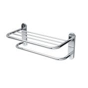 Gatco 1532 46cm L Towel Shelf, Chrome
