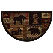 Wild Country Hearth Rug-60cm x 110cm - Improvements