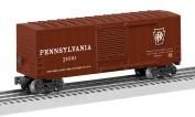 Lionel Trains Pennsylvania Hi-Cube Boxcar