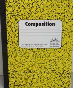 Norcom Composition Notebook Wide Ruled Pack of 2