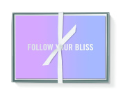 Quote Bliss Ombre Boxed Note Cards, 8.9cm x 13cm , 10 Cards and Envelopes