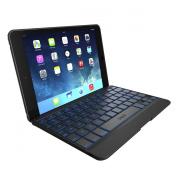 ZAGG Folio Case for iPad Mini & iPad Mini Retina, Hinged with Backlit Bluetooth Keyboard-Black