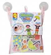 Cuckoo Alex Rub a Dub Pals Stickers for the Tub bath toys