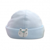 Moolecole Spring and Autumn and Winter Cap Newborn Baby Newborn Baby Cap Cotton Cap Baby Cap 0-3 months
