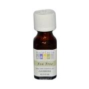 Aura Cacia Pure Essential Oil Tea Tree - 15ml - HSG-620864
