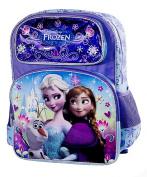 Disney Frozen Backpack, Elsa, Anna, Olaf, Large 41cm School Bag