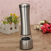 ParaCity High Quality Newest 1pcs Stainless Steel Manual Salt and Pepper Mill Grinder For Cooking Kitchen