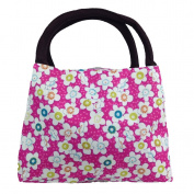 ZXKEE Little Floral Rose Design Lunch Bags