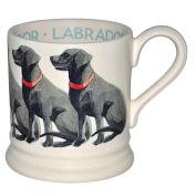 Emma Bridgewater Mug Labrador, Black