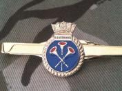 HMS Illustrious Navel Military Tie Clip