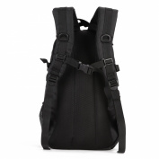 ArcEnCiel 25L Waterproof Military Backpack Rucksack Gear Tactical Assault Pack Student School Bag for Hunting Camping Trekking Travel -Rain Cover Included