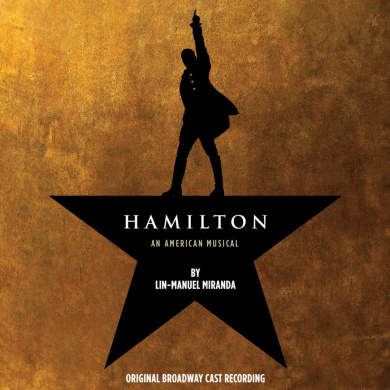 Hamilton: An American Musical [Original Broadway Cast Recording] [PA] *