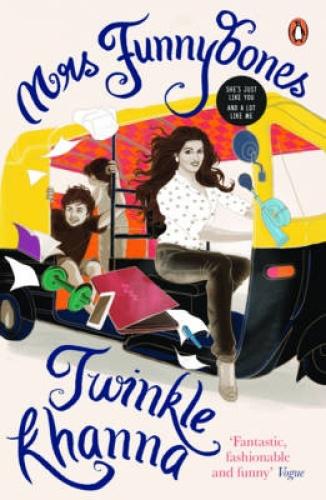 Mrs Funnybones by Twinkle Khanna.