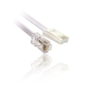 BT Male to RJ45 Cat5e Cable 1m / 3' Feet