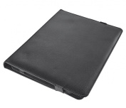 Trust Verso Universal Folio Case for All 25cm Tablets - Black