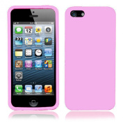 JSG Accessories® PINK SOFT SILICONE CASE COVER FOR IPHONE 6 PLUS