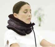 Headache Back Shoulder Pain Cervical Neck Traction Device