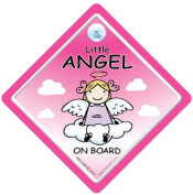 Baby on Board Car Sign, Grandchild on Board, baby Car Sign, Little Angel On Board Car Sign, Little Angel On Board, baby on board, Baby On Board Car Sign, Angel on board, Baby Sign, Baby on Board, Baby Car Sign, Bumper Sticker, Little Angel, Daddy's Angel