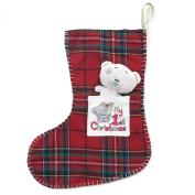 Tiny Tatty Teddy Me To You My 1st Christmas Stocking and Teddy Bear Soft Toy