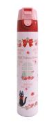 Kiki's Delivery Service (Rose) Ultra Slim-locking push one stainless steel bottle 230ml SDSS2