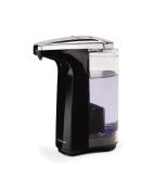 SimpleHuman Compact Sensor Pump W/Soap Sample - Black ST1019