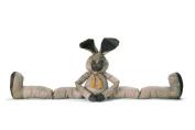 Dora Designs - Jack Rabbit - The Traditional Range - Doorstop & Draught Excluder