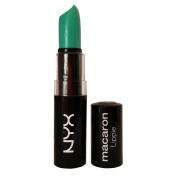 "NYX Macaron Pastel Lippies Lipstick - Pistachio : MALS06 ""Mint Green"" 5ml"