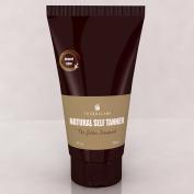 Golden Standard Natural Self Suntan | Flawless Bronzer Light Tanner (Travel Size 90ml) Forget That Fake Looking Bake