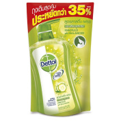 Dettol Lasting Fresh 12 Hours Odour Protection Hygiene pH-Balanced Body Wash Anti-Bacterial Formula Shower Gel, Refill Pack 400ml | BeautyBreeze