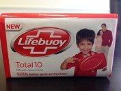 Lifebuoy Total 10- Soap Bar - 125g X 12 Bars